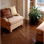"Prefinished 5"" Wide Plank Chicory Oak Flooring"