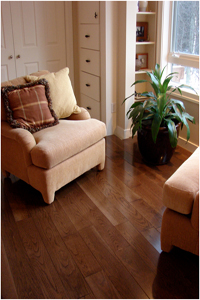 hardwood tongue and groove flooring