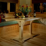 "Prefinished 3"" - 4"" - 5"" Wide Plank Maple Flooring"